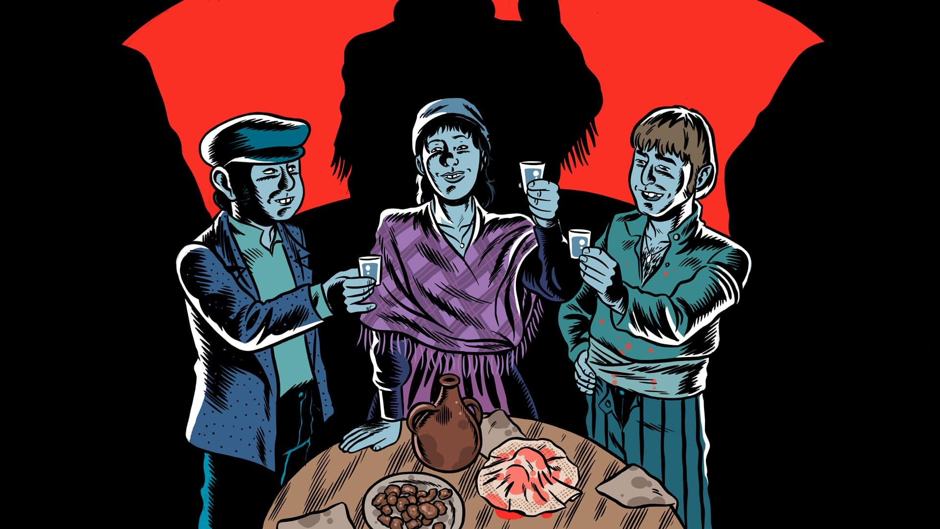 portada podcast el crimen de la guindalera